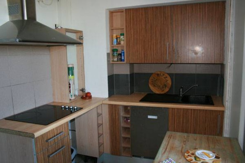 Location de vacances - Gîte à Villarzel-du-Razès - VILLA - cuisine