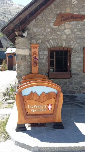 Location de vacances - Appartement à Valloire - fontaine aux verneys