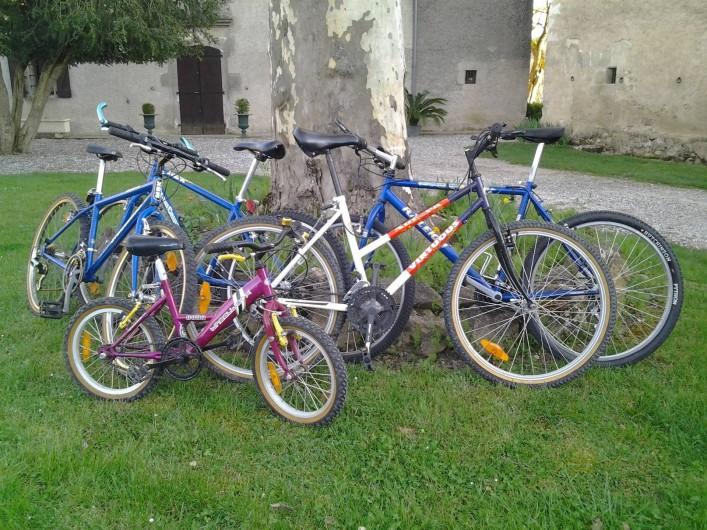 Location de vacances - Maison - Villa à Saint-Julien-du-Puy