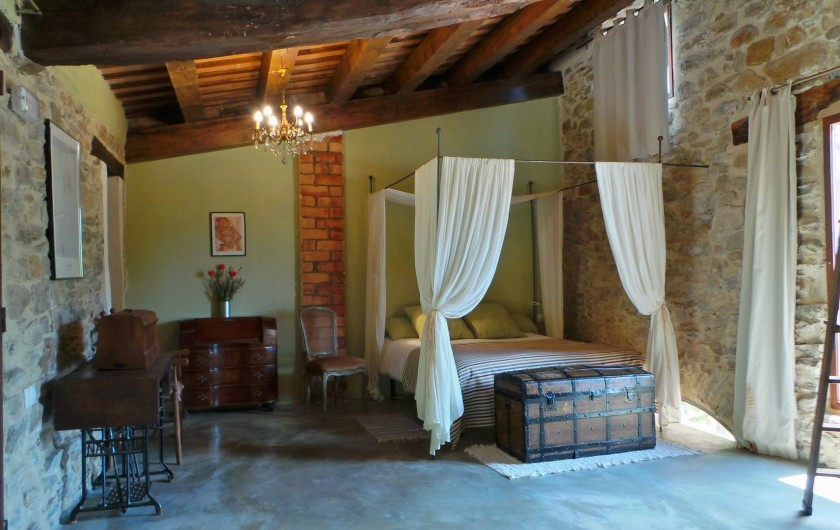 Location de vacances - Gîte à Sant Joan de les Abadesses - Suite Loft