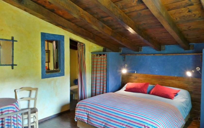 Location de vacances - Gîte à Sant Joan de les Abadesses - Chambre Gite