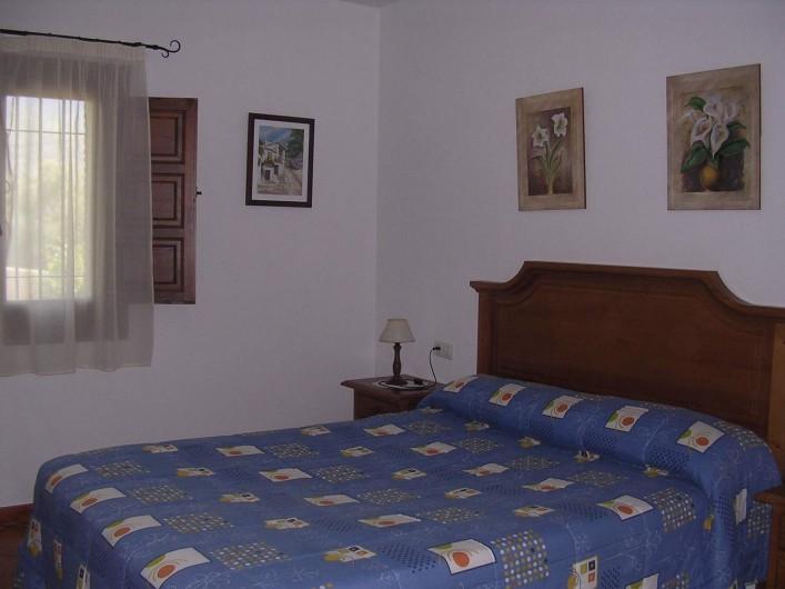 Location de vacances - Maison - Villa à Órgiva - Habitacion