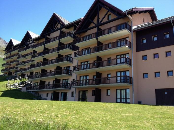 Location de vacances - Appartement à Valmeinier - Caribou 5 Résidence Pierre et Vacances