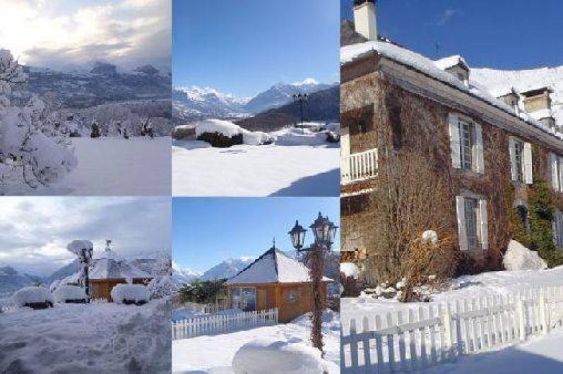 Location de vacances - Chambre d'hôtes à Argelès-Gazost