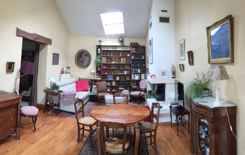 Location de vacances - Chambre d'hôtes à Avrigny