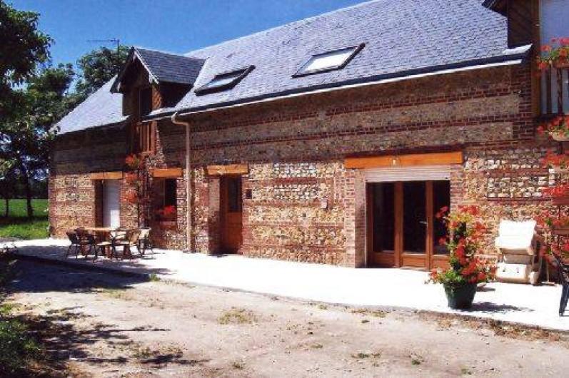 Location de vacances - Gîte à Cauville-sur-Mer