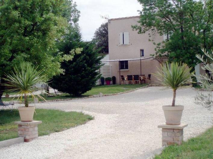 Location de vacances - Gîte à Vézénobres
