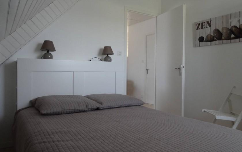Location de vacances - Villa à Damgan - Chambre 3 à l'étage