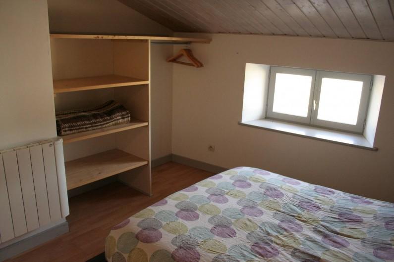 Location de vacances - Appartement à Puy-Saint-Martin - Chambre 3.