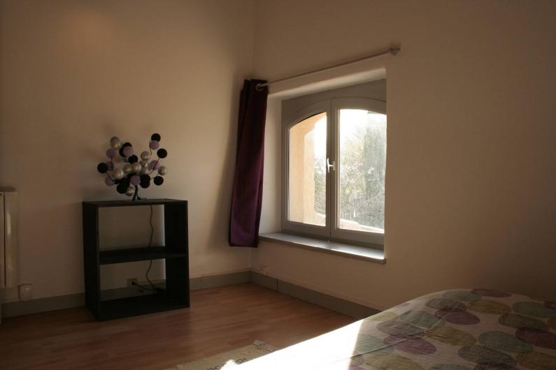 Location de vacances - Appartement à Puy-Saint-Martin - Chambre 1.