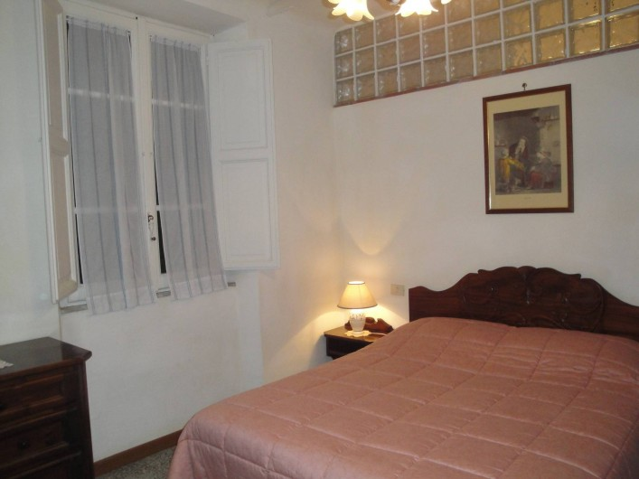 Location de vacances - Appartement à Lucques - Chambre Dama apartment