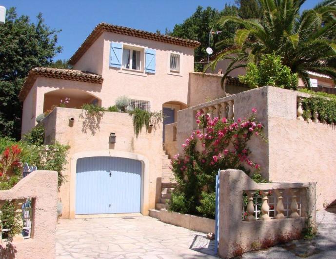 Location de vacances - Villa à Hyères - Bienvenue !