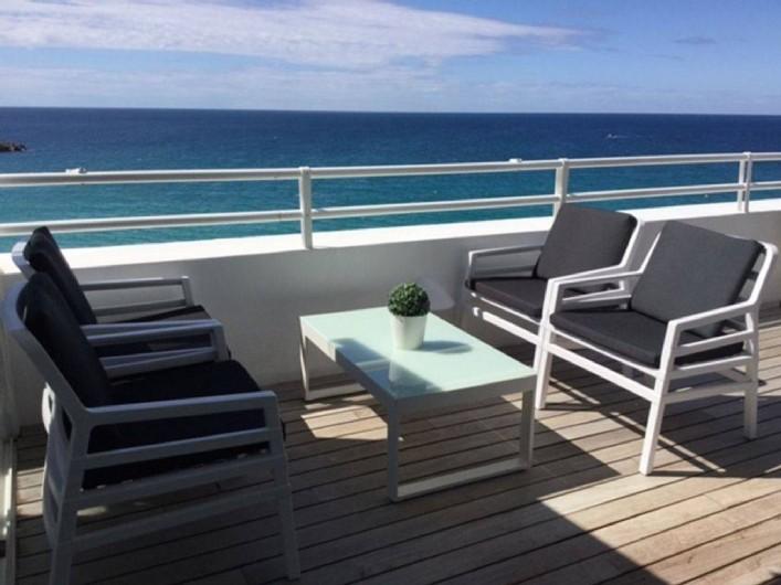 Location de vacances - Appartement à Calp - Terrace