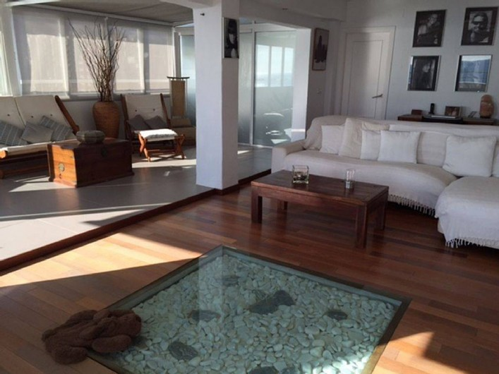 Location de vacances - Appartement à Calp - Lounge