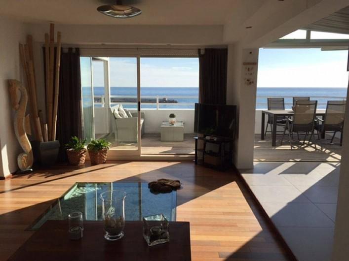 Location de vacances - Appartement à Calp - View from Kitchen