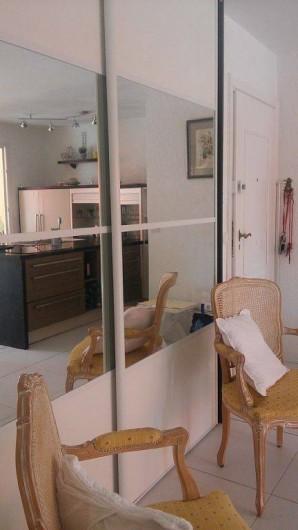 Location de vacances - Appartement à Cavalaire-sur-Mer - sejour