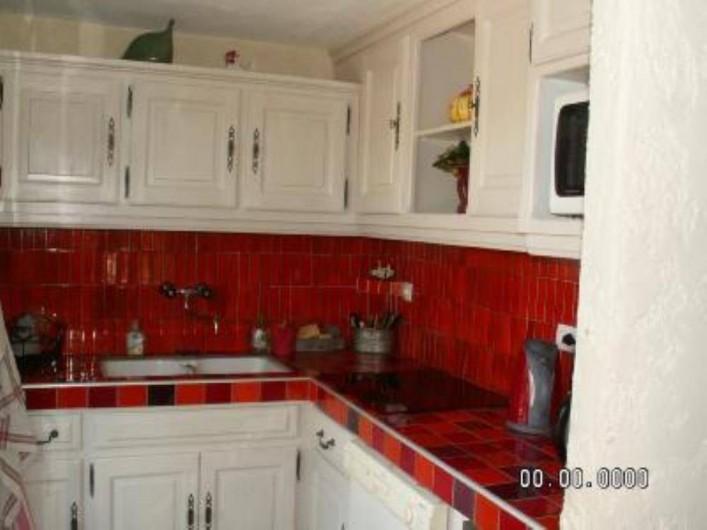 Location de vacances - Villa à Les Issambres - la cuisine
