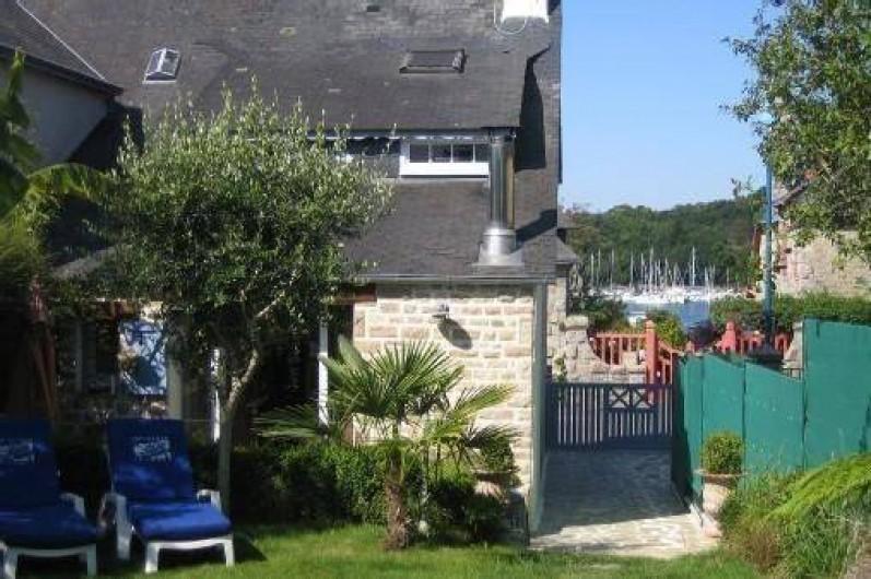 Location de vacances - Maison - Villa à Bénodet - jardin
