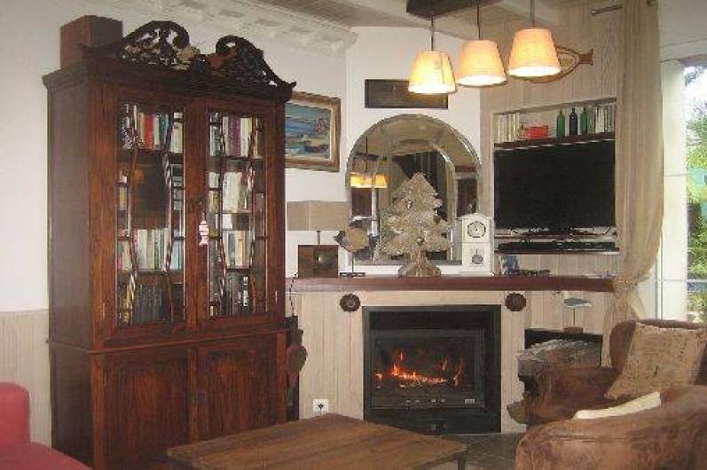 Location de vacances - Maison - Villa à Bénodet - séjour