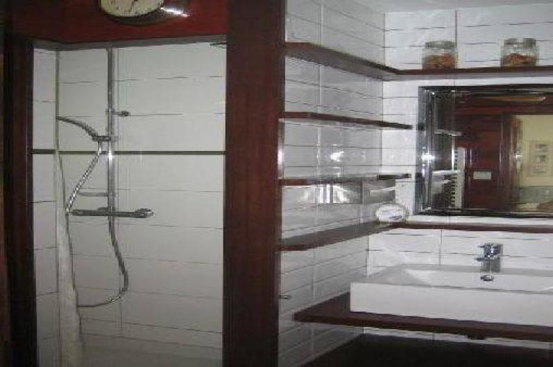 Location de vacances - Maison - Villa à Bénodet - Salle de bain