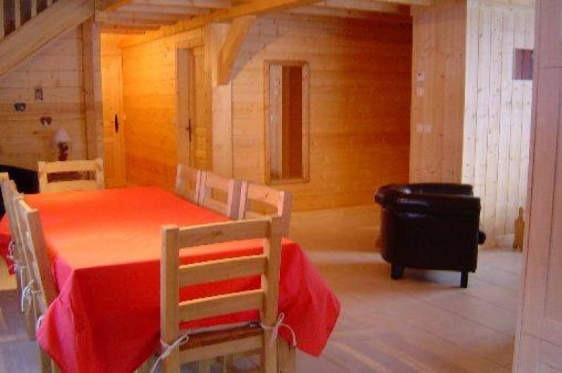 Location de vacances - Chalet à Bernex