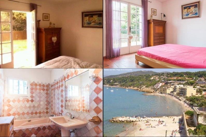 Location de vacances - Appartement à Sanary-sur-Mer