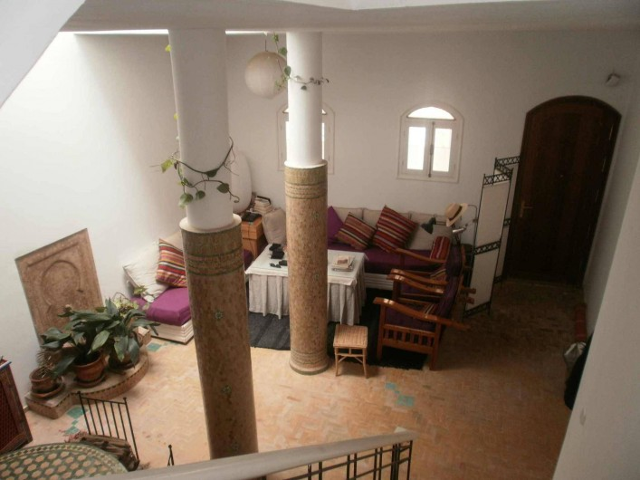 Location de vacances - Maison - Villa à Asilah - SALON-COMEDOR