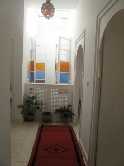 Location de vacances - Maison - Villa à Asilah - PLANTA 1
