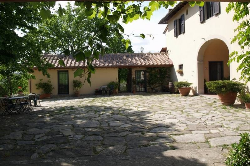 Location de vacances - Appartement à San Jacopo Al Girone - La court