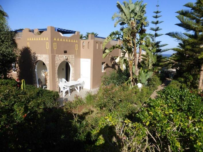 Location de vacances - Villa à Tiznit