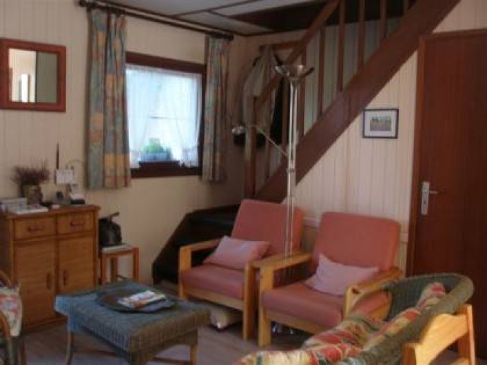 Location de vacances - Maison - Villa à Portiragnes Plage - salon