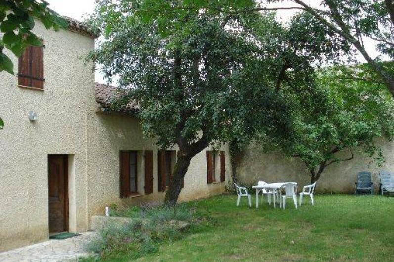 Location de vacances - Maison - Villa à Lagardelle