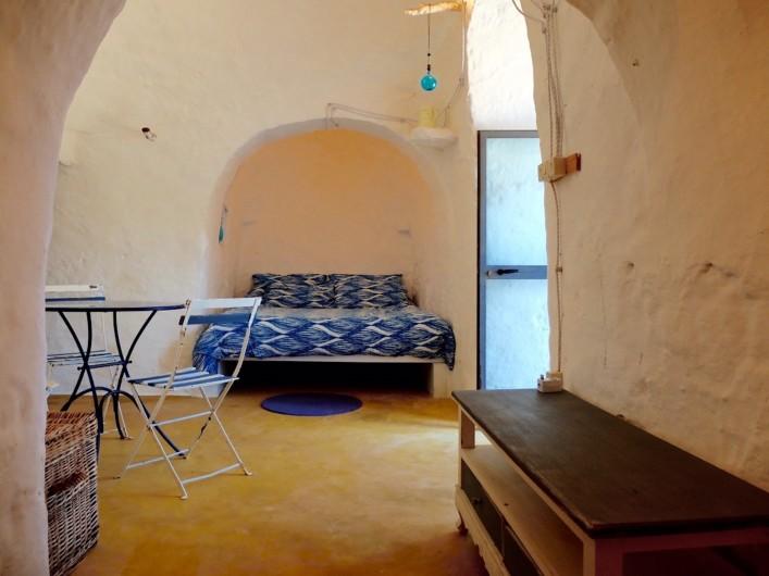 Location de vacances - Villa à San Vito dei Normanni - Suite trullo