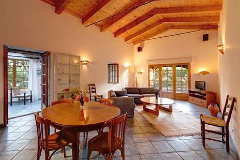Location de vacances - Gîte à Rochessauve - Living Room