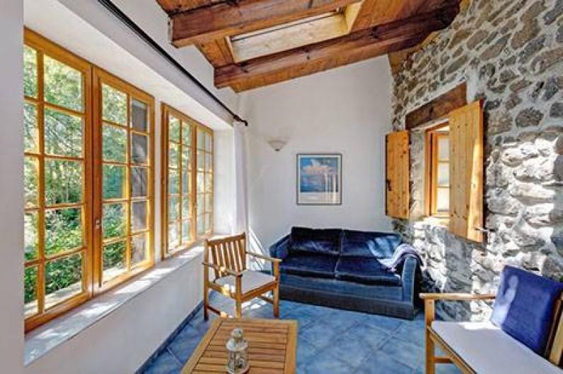 Location de vacances - Gîte à Rochessauve - Winter Garden (Bedroom)