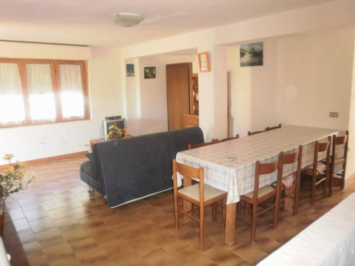 Location de vacances - Appartement à Tertenia - salon