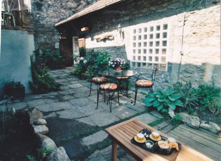 Location de vacances - Chambre d'hôtes à Chanaz