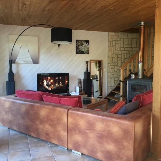 Location de vacances - Villa à Lège-Cap-Ferret - SALON