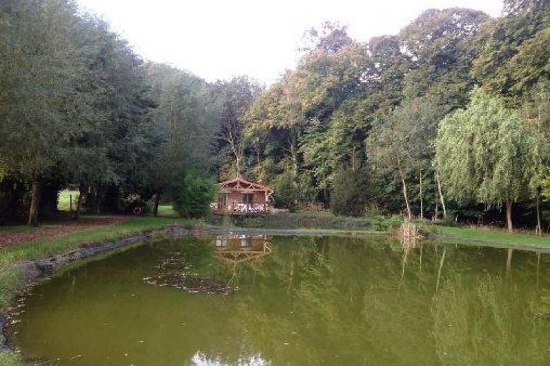 Location de vacances - Chalet à Gueschart