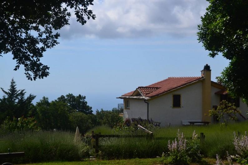 Location de vacances - Gîte à Vasia - Panorama jùsque à la mere