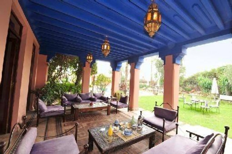 Location de vacances - Riad à Marrakech