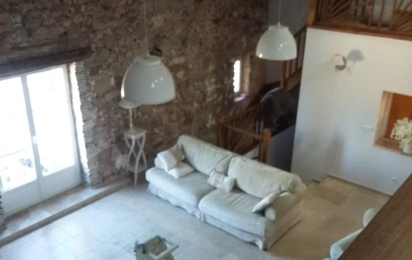 Location de vacances - Appartement à Les Arcs - SALON