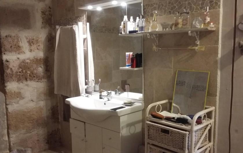 Location de vacances - Appartement à Les Arcs - SALLE DEBAIN CH 1