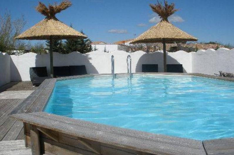 Location de vacances - Mas à Saintes-Maries-de-la-Mer