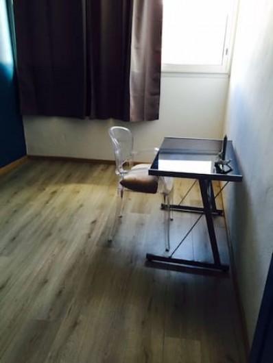 Location de vacances - Maison - Villa à Saint-Pierre - Coin bureau dans la chambre 1