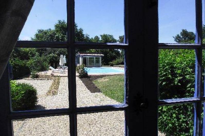 Location de vacances - Chambre d'hôtes à Saint-Palais