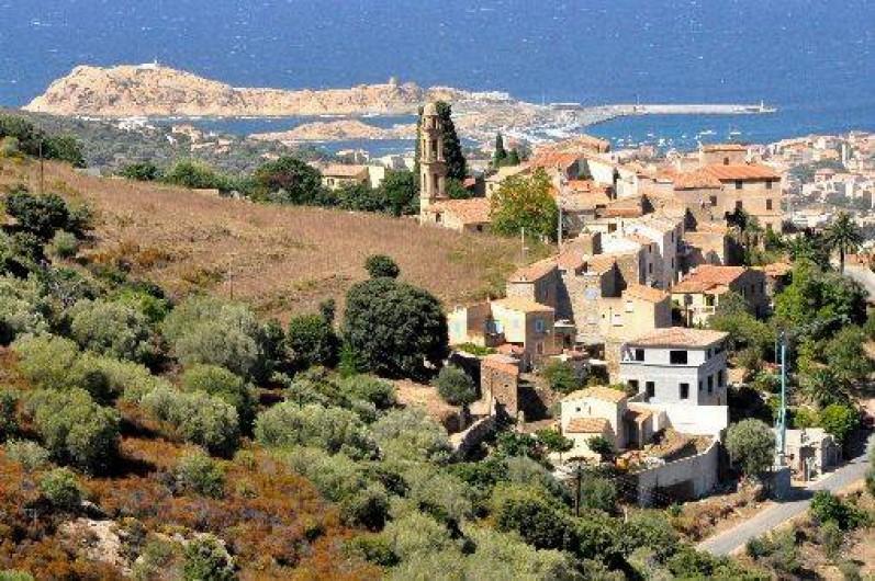 Maison de village r nov e pr s des plages sur les hauteurs de l 39 ile rouss - Maison de village corse ...