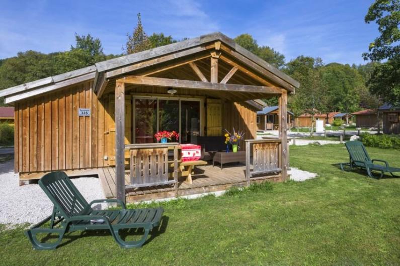 Location de vacances - Camping à Doucier