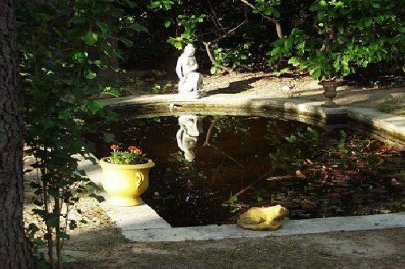 G te la boh me malauc ne vaucluse au pied du mont for Gite malaucene avec piscine
