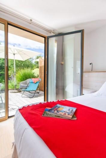 Location de vacances - Chambre d'hôtes à Locoal-Mendon - Repos et détente